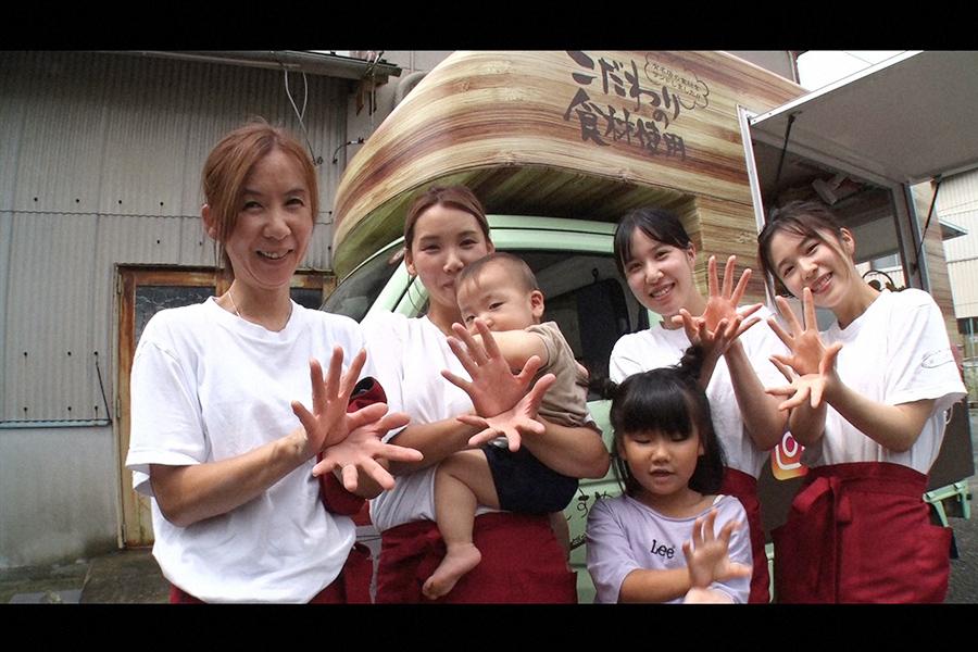 山本さん一家 (C)ABCテレビ