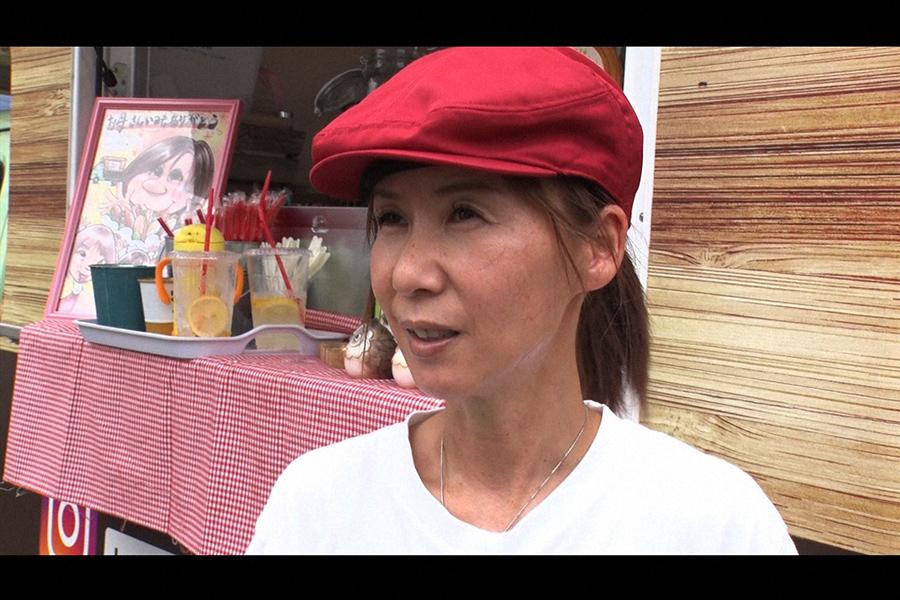 母の山本千代香さん (C)ABCテレビ