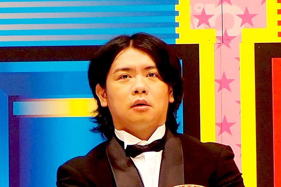 マヂカルラブリーの野田クリスタル(2020年撮影)