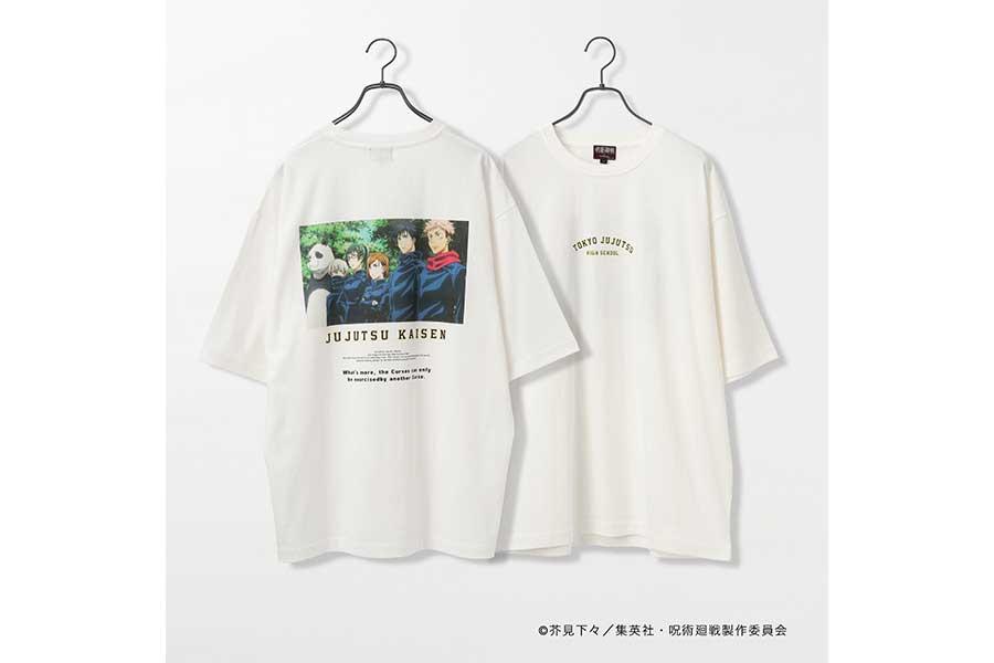「半袖Tシャツ」(3850円)