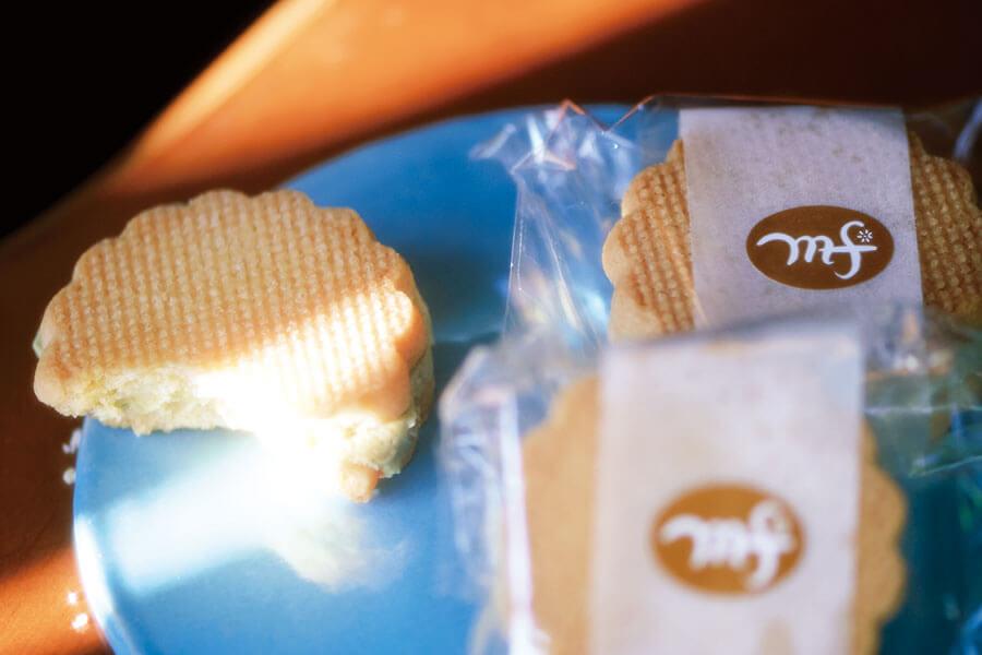 季節替わりのフレーバーも楽しい「マリ エ ファム」のバターサンド5個1620円