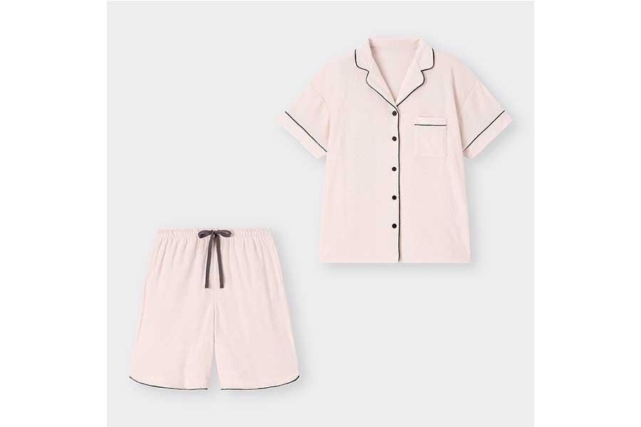 半袖&ハーフパンツ(ピンク)