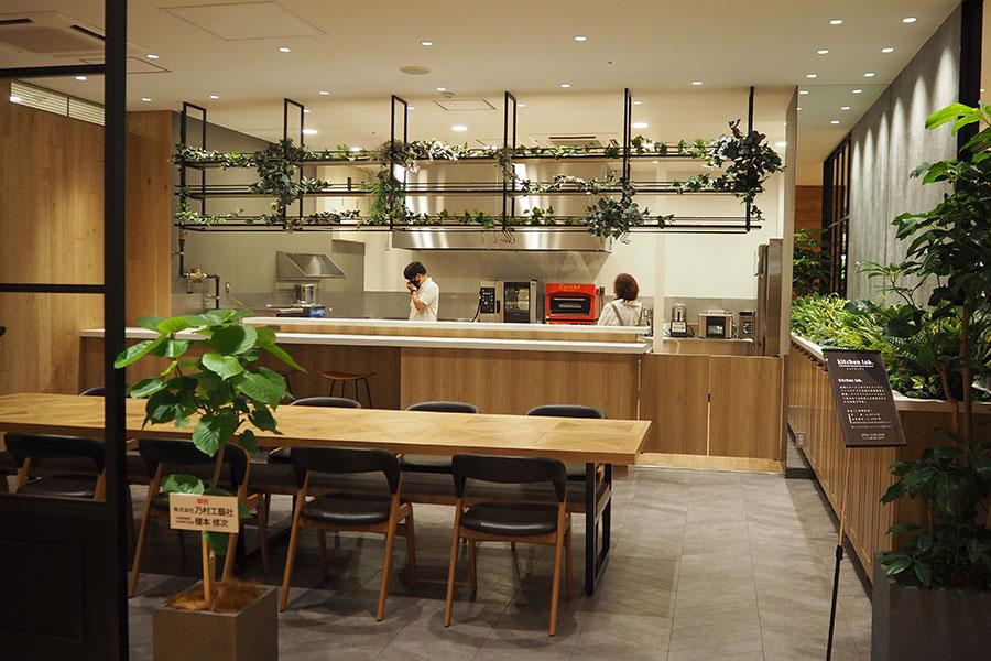 シェアキッチン「kitchen lab.」