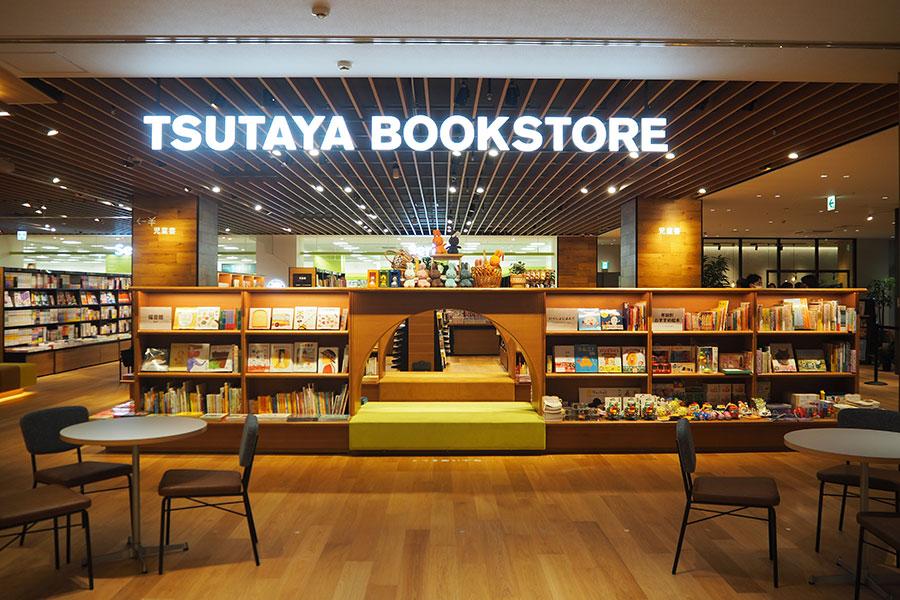 南大阪・南海高石駅前に、TSUTAYAブックカフェが誕生