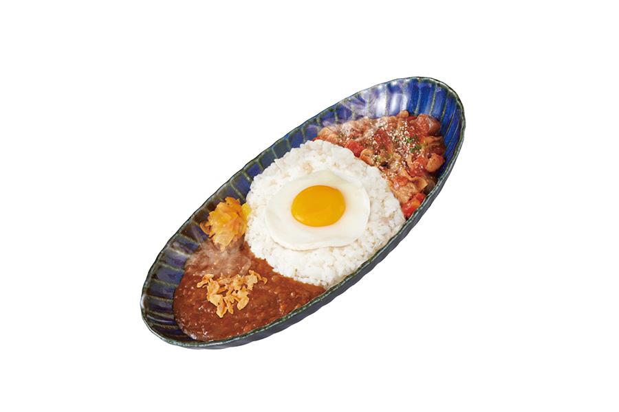 牛煮込みトマトカレー(1078円)