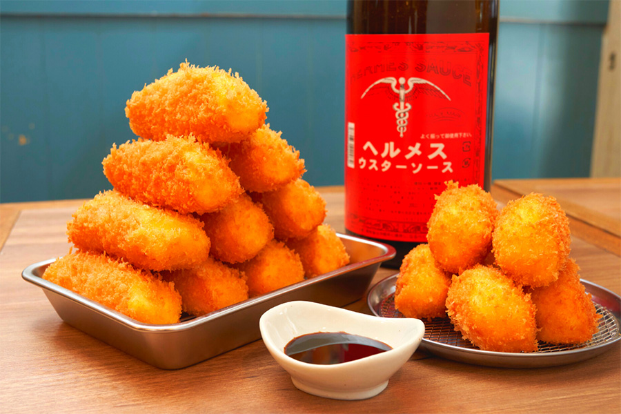 人気のハムカツが自宅で、大阪の名物居酒屋がオンライン販売