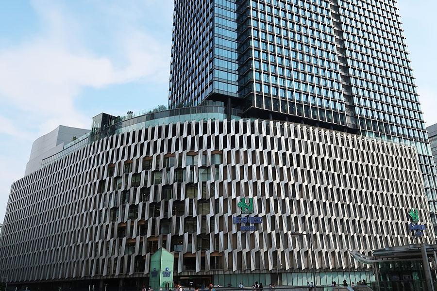 阪神梅田本店、新たな感染者数を8月1日に発表