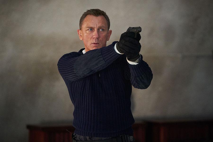 映画『007/ノー・タイム・トゥ・ダイ』