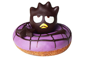 バッドばつ丸&グッドはな丸、ハロウィン仕様のドーナツで登場