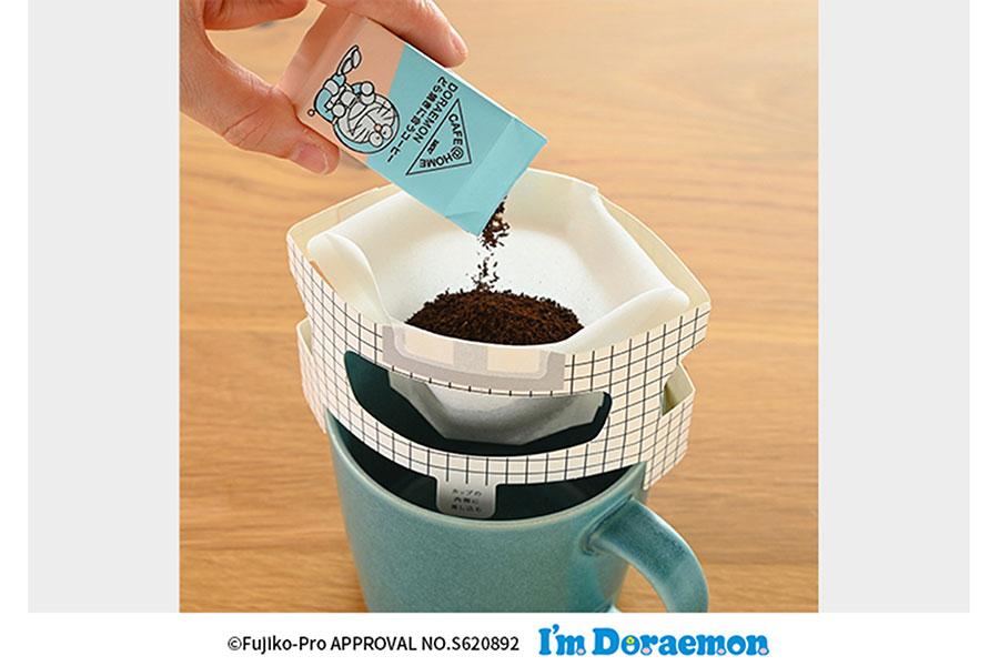 『ドラえもん』の誕生日である9月3日、UCC×『ドラえもん』コラボコーヒーが発売された。