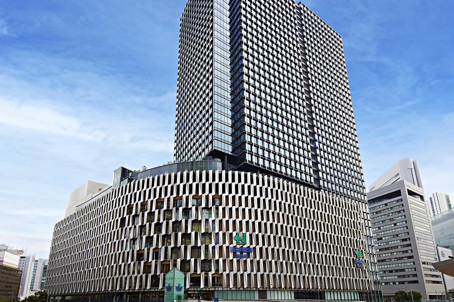7年の工事も終盤へ「阪神梅田本店」、10月8日に先行開業