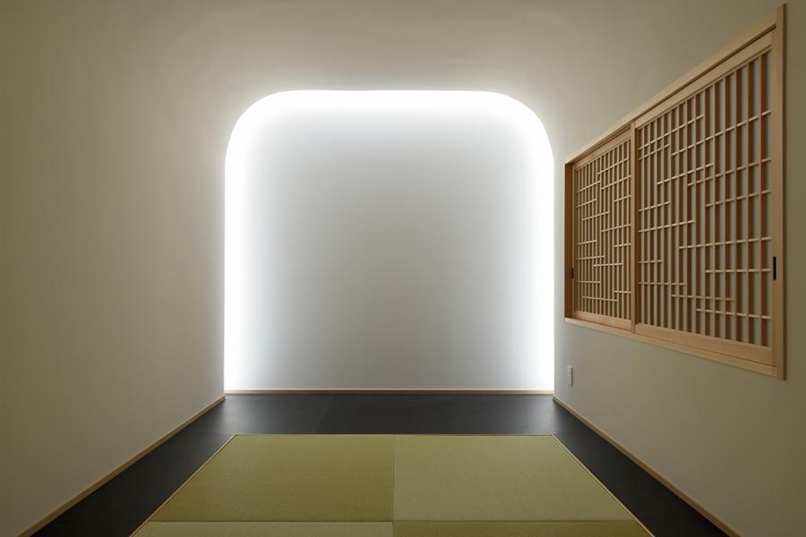 瞑想室「無(む)」は予約制