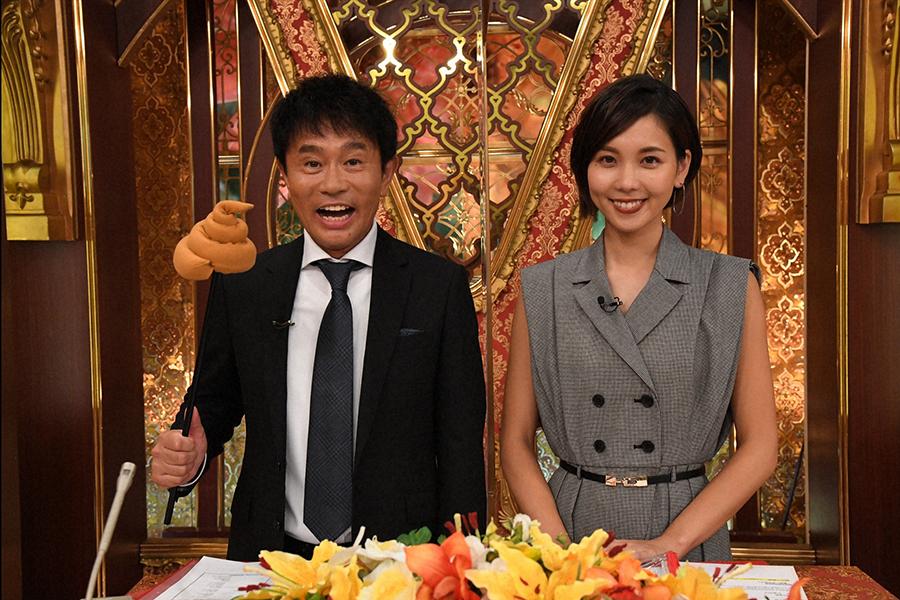 司会、アシスタントはおなじみ浜田雅功とヒロド歩美アナウンサー (C)ABCテレビ