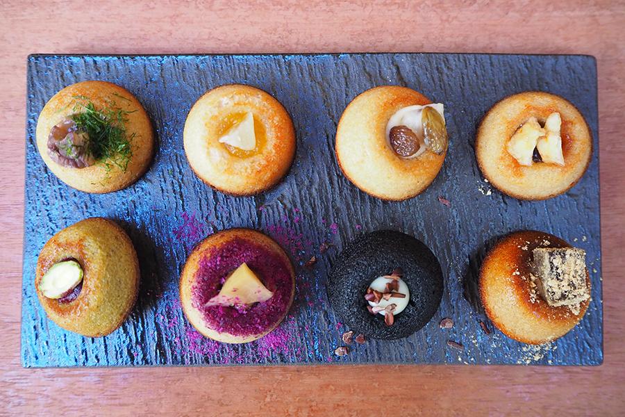 大阪のフランス料理店による、「焼き立てフィナンシェ」専門店