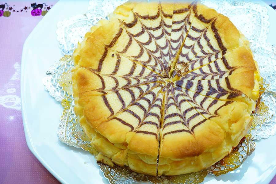 「蜘蛛の巣バスチー」