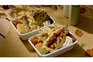 丸亀製麺の人気「うどん弁当」から、秋の新作2種が登場