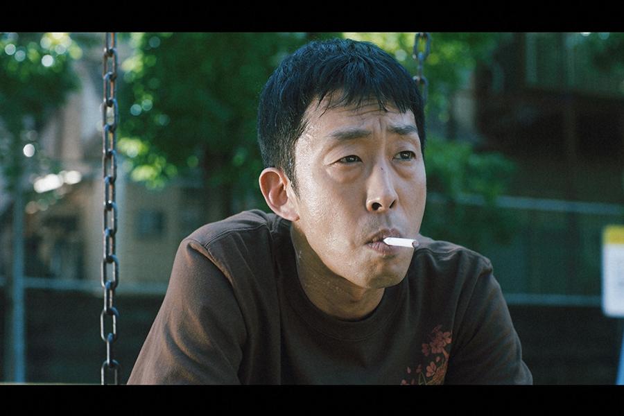 主演の北村有起哉、ドラマ内で披露する関西弁にも注目 (C)ABCテレビ
