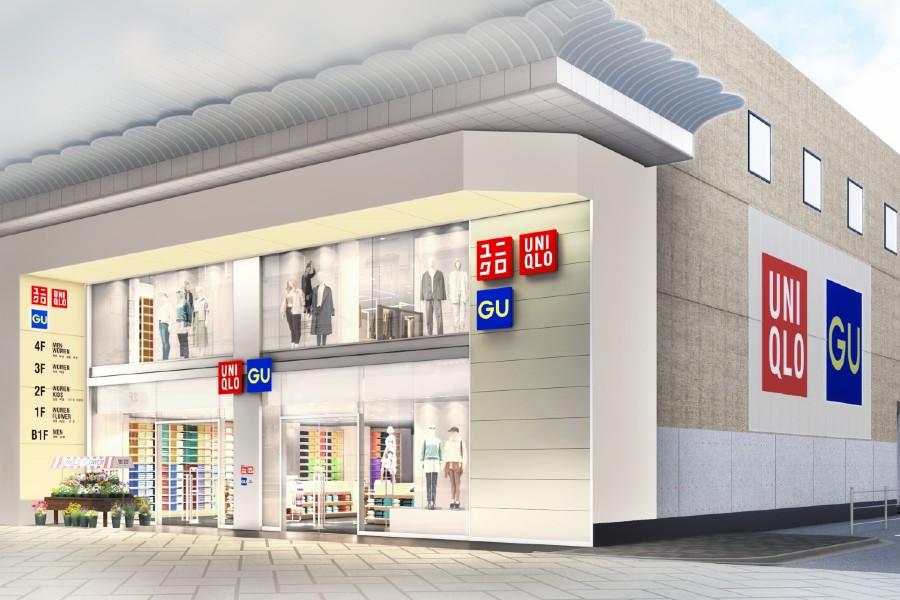9月17日にリニューアルオープンする心斎橋店