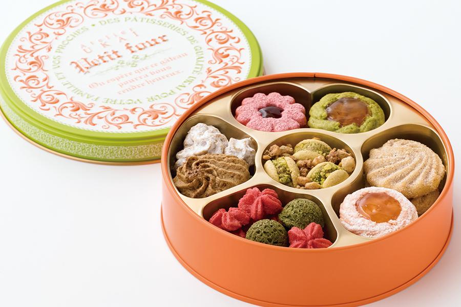 行列の洋菓子専門店が京都に初進出、限定クッキー缶が登場