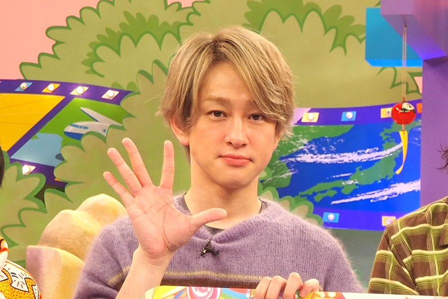 カンテレでおこなわれた『ちまたのジョーシキちゃん』記者会見に登場した横山裕(11日・大阪市内)