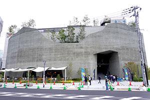水族館やフードホール…神戸に新たな複合施設、全貌が公開