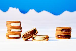 冬しか出会えないサンドクッキー、待望の関西初登場